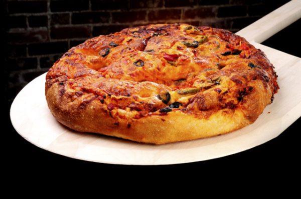 Focaccia-Fiesta Bread From Breadworks